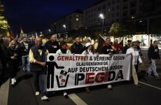 antirefugiati PEGIDA