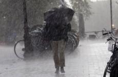 ploaie vreme