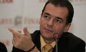 Ludovic Orban, propus vicepresedinte al Camerei Deputatilor