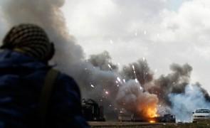bombe cu submunitie siria