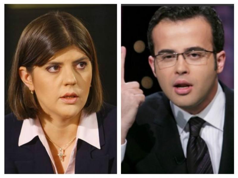 Thumbnail for RĂZBOIUL Antena3 - Kovesi continuă! Jurnaliștii cer îndepărtarea judecătorilor din proces