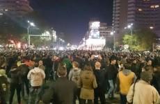 protest piata universitatii