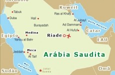 arabia saudita harta