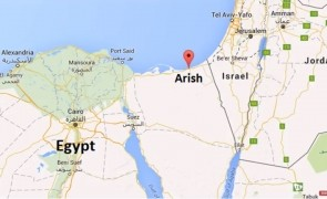 egipt sinai atentat