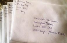 scrisori regina