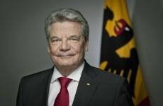 Joachim Gauck presedinte germania