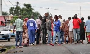 morti africa