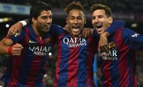 fc barcelona messi neymar suarez