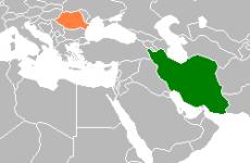 Iran_Romania_Locator