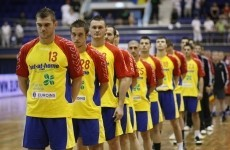handbal masculin romania