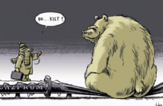 rusia gazprom