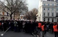 protest londra bodnariu