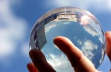 bol de cristal, predictie