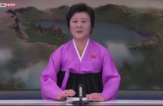 coreea de nord tv