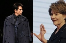 Ben Stiller Laura Bush