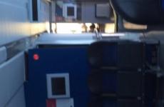 accident tren olanda