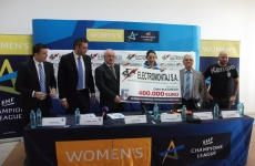 CSM Bucureşti sponsor