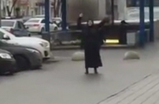 moscova femeie