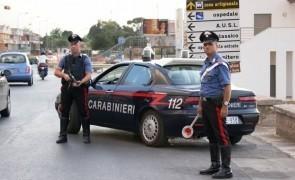 carabinieri politie italia