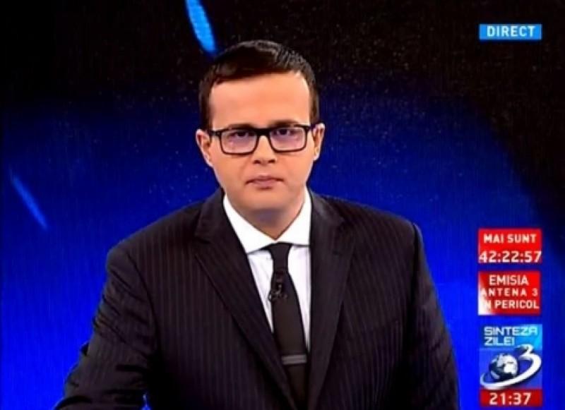 Thumbnail for Mihai Gâdea, AMENINȚAT după dezvăluirile despre rețeaua șpăgilor la RCS&RDS