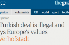 The Guardian Verhofstadt