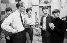 george martin the beatles