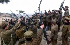 north korea army