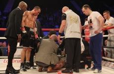 boxer coma