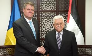 iohannis palestina