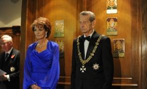 Regele Mihai principesa Margareta
