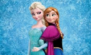 Frozen desene animate