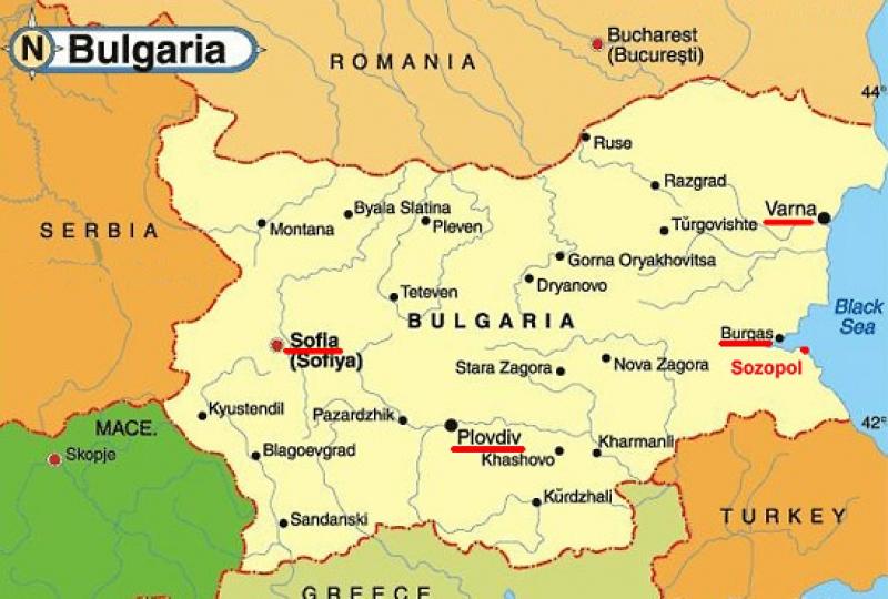 Bulgaria A Decretat Stare De Urgență La Frontiera Cu Romania
