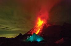 santiaguito vulcan