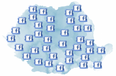 studiu infopolitic romania like facebook