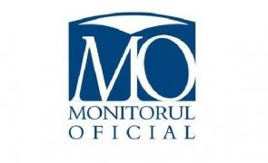 monitorul oficial