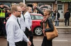 femeie neonazisti