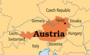 austria harta