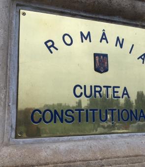 ccr curtea constitutionala