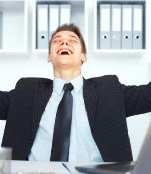 angajati fericiti