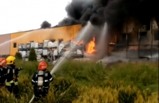 incendiu jilava