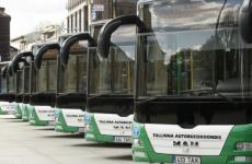 tallin autobuz
