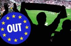 fotbal brexit