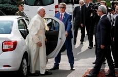 papa francisc dacia logan
