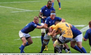rugby Romania Namibia
