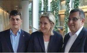Viorel Gafita Le Pen