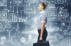 femeie antreprenor
