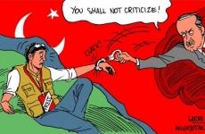 erdogan caricatura presa