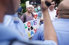 Inquam LGBT protest