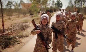 copii isis islam