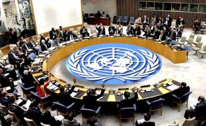 consiliul de securitate ONU